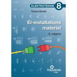 Elektroteknik 8: El-installations materiel