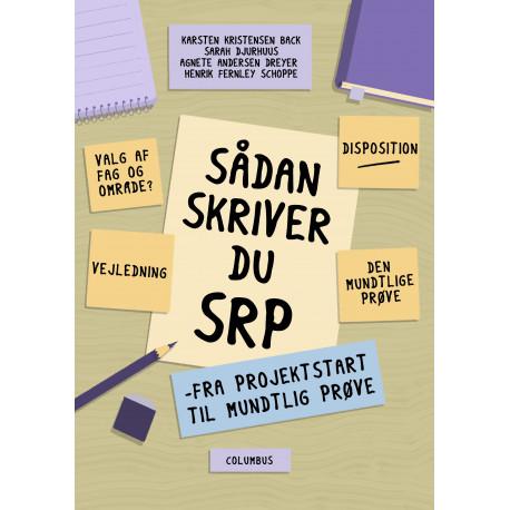 Sådan skriver du SRP