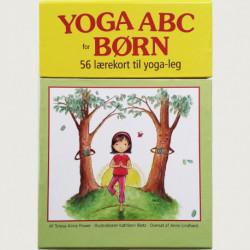 Yoga ABC for børn: 56 lærekort til yoga-leg