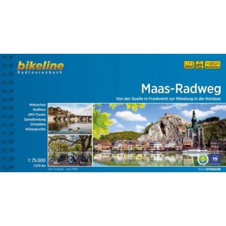 Maas-Radweg: Von der Quelle in Frankreich zur Mündung in die Nordsee