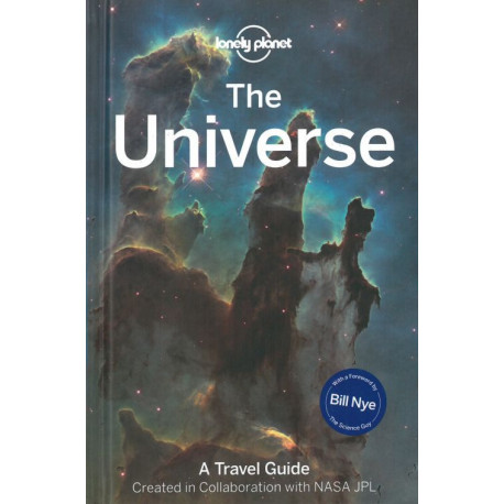 The Universe - A Travel Guide created with Nasa