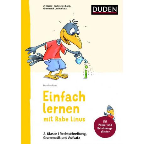 Linus Deutsch 2. Klasse: Rechtschreibung, Grammatik und Aufsatz