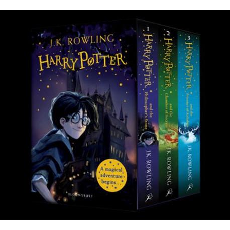 Harry Potter 1-3 Box Set