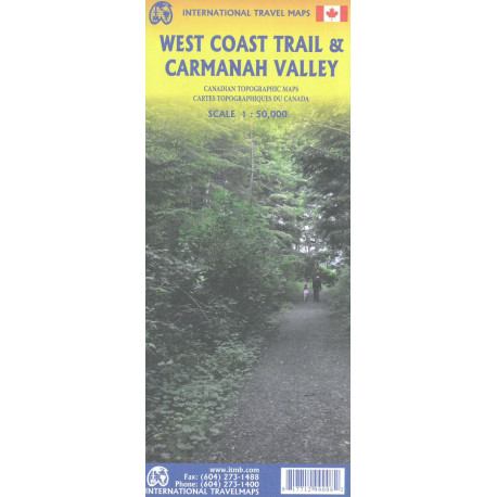 West Coast Trail & Carmanah Valley