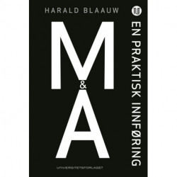 M & A : en praktisk innføring