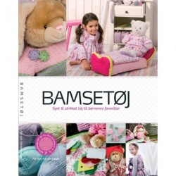 Bamsetøj: syet & strikket tøj til børnenes favoritter