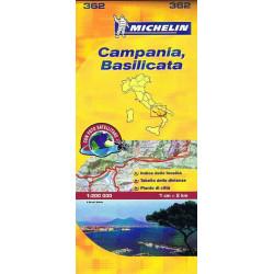 Campania, Basilicata