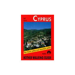 """Cyprus - South & North: 50 selected coastal and mountain walks on the """"island of Aphrodite"""""""