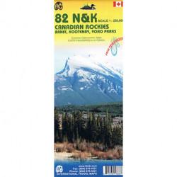 Canadian Rockies: Banff, Kootenay, Yoho Parks