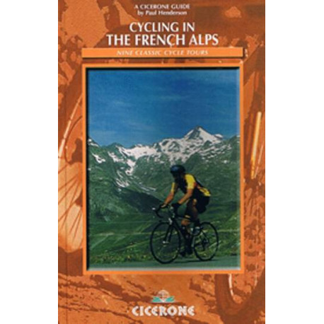 Cycling in the French Alps
