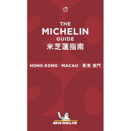 Michelin Hotels & Restaurants Hong Kong & Macau 2020