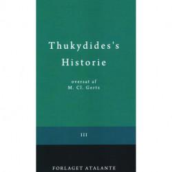 Thukydides's Historie III: Tredje bind