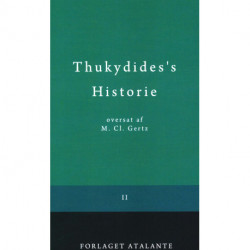 Thukydides's Historie II: Andet bind
