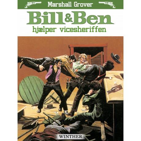 Bill og Ben hjælper vicesheriffen