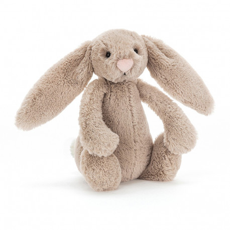 small Bashful Beige Bunny