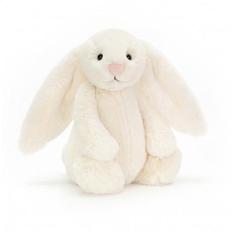 Medium Bashful Cream Bunny
