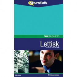 Lettisk forretningssprog CD-ROM