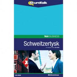 Schweizertysk forretningssprog CD-ROM