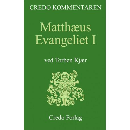 Matthæus-evangeliet 1: en indledning og fortolkning