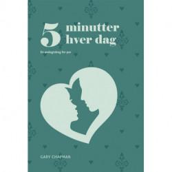 5 minutter hver dag: en andagtsbog for par