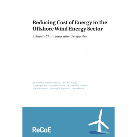 Reducing Cost of Energy in the Offshore Wind Energy Sector: A Supply Chain Innovation Perspective