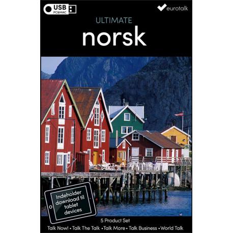 Norsk samlet kursus USB & download