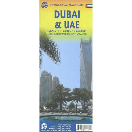 Dubai & UAE including Northern Oman