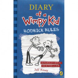 Rodrick Rules - Diary of a Wimpy Kid