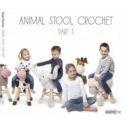 Animal Stool Crochet, part 1