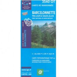 Barcelonnette - PRA-Loup - Allos