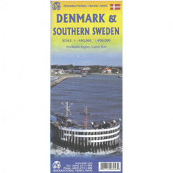 Denmark and Southern Sweden