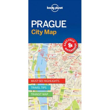 Prague City Map