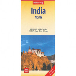 Nelles Map India: India North