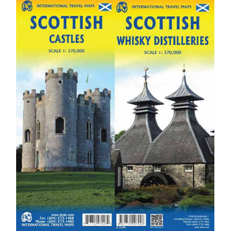 Scottish Castles and Whisky Distilleries