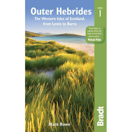 Outer Hebrides: The Western Isles of Scotland, from Lewis to Barra