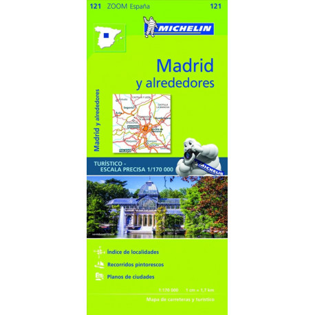 Madrid y alrededores - Madrid and surroundings