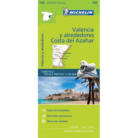 Valencia y alrededores, Costa del Azahar