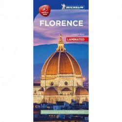 Florence - Firenze Street Map Laminated