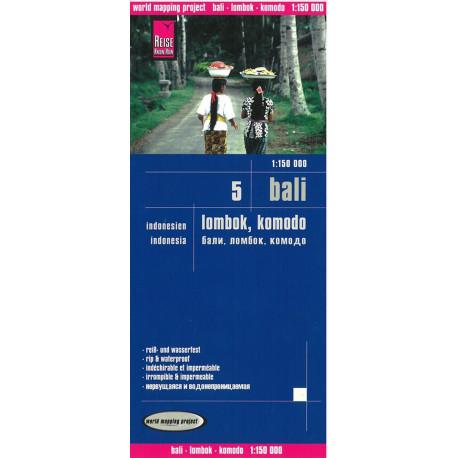 Bali, Lombok & Komodo