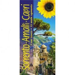 Landscapes of Sorrento, Amalfi and Capri: 7 Car Tours, 72 Walk Segments
