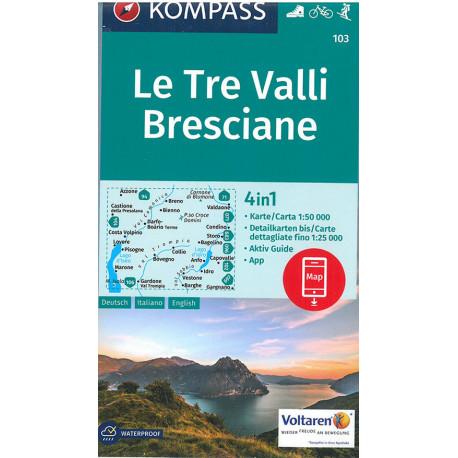 Le Tre Valli Bresciane