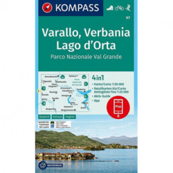 Varallo, Verbania, Lago d'Orta, Parco Nazionale Val Grande