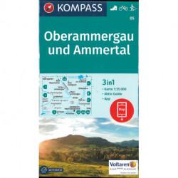 Oberammergau und Ammertal