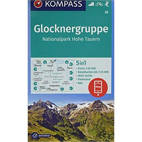 Glocknergruppe - Nationalpark Hohe Tauern