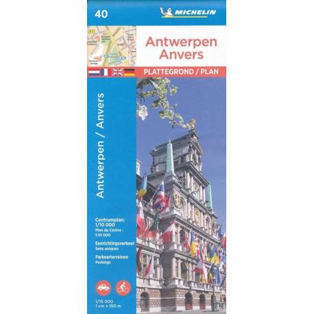 Antwerpen City Plan