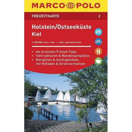 Holstein, Ostseeküste, Kiel