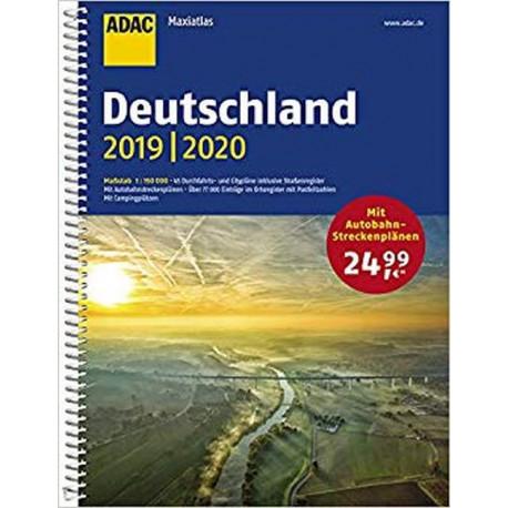 ADAC Maxiatlas Deutschland 2019/2020