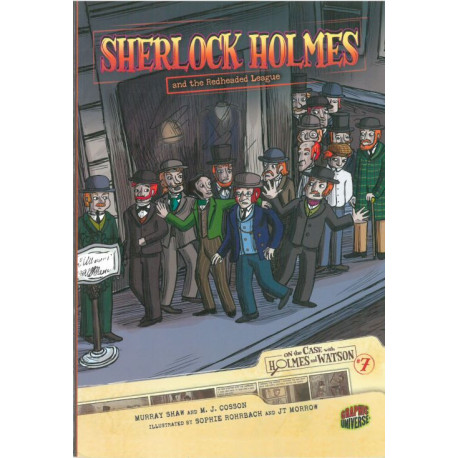 Sherlock Holmes and the Redheaded League