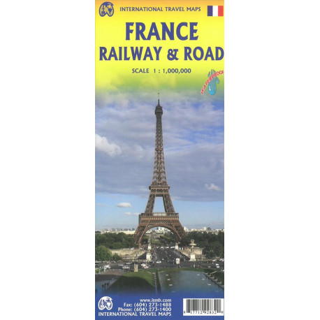 France Railway & Road