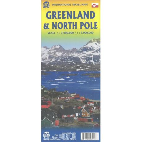 Greenland & North Pole